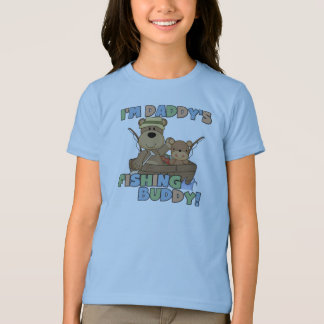I'm Daddy's Fishing Buddy T-shirts and Gifts