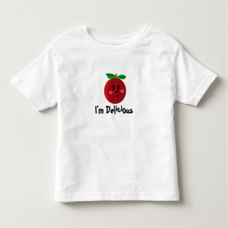 I'm Delicious Toddler T-shirt