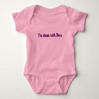 I'm down with Dora Baby Bodysuit