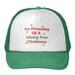 I'm Dreaming Of A Gluten Free Christmas Hat