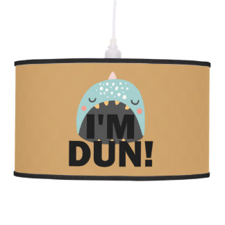 I'M DUN Monster Whale Pendant Lamp