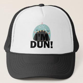 I'M DUN Monster Whale Trucker Hat