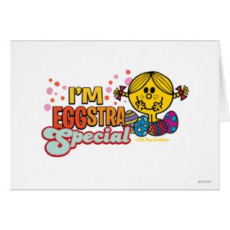 I'm Eggstra Special Card