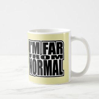I'm Far From Normal - Pop Fashion Icon Coffee Mug