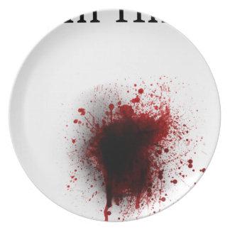 I'm fine plate