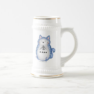Im Fluffy Cat Stien Beer Stein