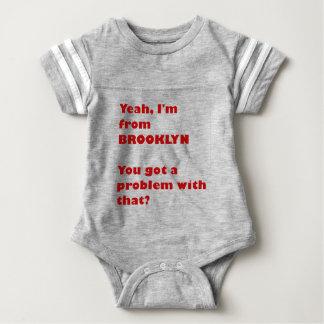 I'm from Brooklyn Baby Bodysuit