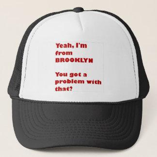 I'm from Brooklyn Trucker Hat