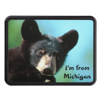 I'm from Michigan Trailer Hitch Cover