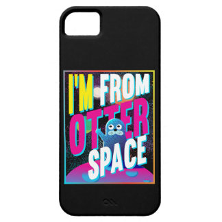 I'm From Otter Space - Cute Sea Novelty iPhone 5 Covers