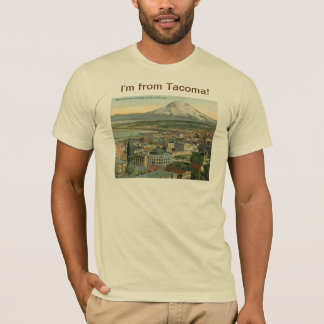 I'm from Tacoma, Washington Vintage T-Shirt