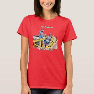 I'm from Venezuela: Cane guarapo T-Shirt