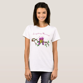 I'M GETTING MARRIED T-SHIRT - LOVE BIRDS