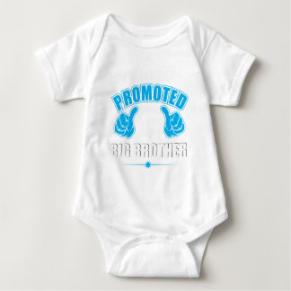 I'm Getting Promoted to Big Brother Baby Bodysuit