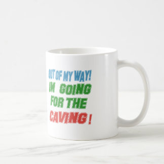 I'm going for the Caving. Coffee Mugs