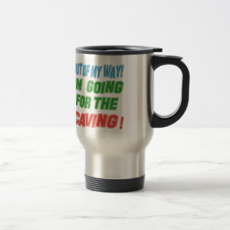 I'm going for the Caving. Mugs