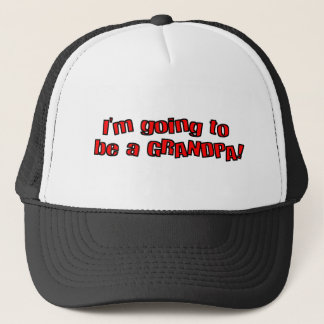 I'm Going to Be a Grandpa Hat
