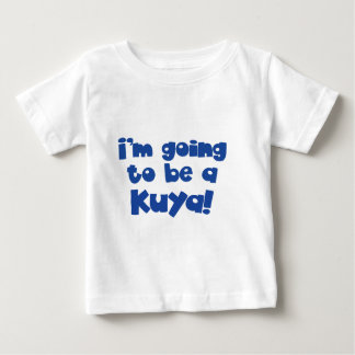 I'm going to be a Kuya! Baby T-Shirt