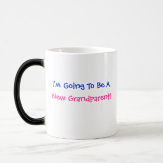 I'm Going To Be A, New Grandparent!-Mug Magic Mug