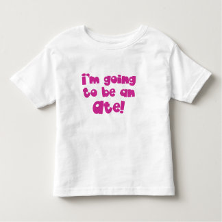 I'm going to be an Ate! (Big Sister) Toddler T-shirt