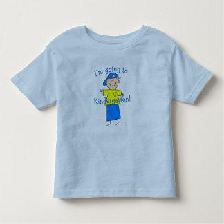 """I'm Going To Kindergarten"" Toddler T-shirt"