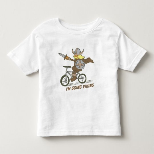 I'm Going Viking Toddler T-shirt