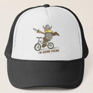 I'm Going Viking Trucker Hat