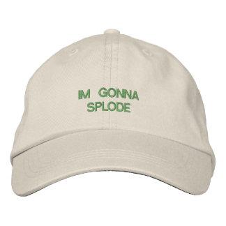 Im Gonna Splode Hat