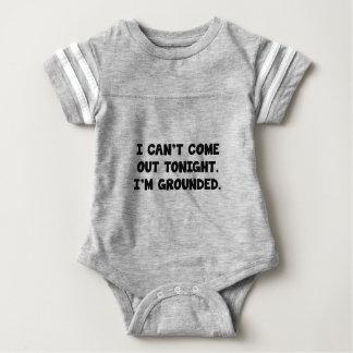 I'm Grounded Baby Bodysuit