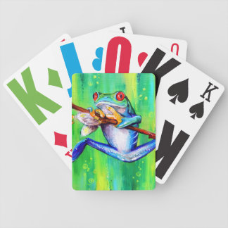 I'm Hanging On 2 Bicycle Playing Cards