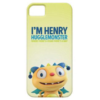 I'm Henry Hugglemonster Case For The iPhone 5