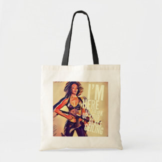 I'm Here to F#@K Up Your Glass Ceiling Tote Bag