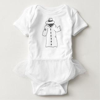 I'm Human-- Really! Baby Bodysuit