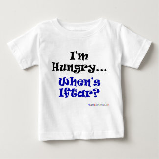 I'm Hungry.. when's iftar? Baby T-Shirt