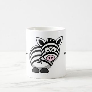 I'm Hypermobile, What's Your Superpower? Zebra Coffee Mug