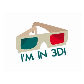 Im In 3D! Postcard