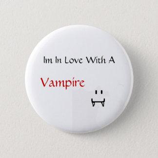 im in love with a vampire 2 inch round button