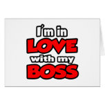 I'm In Love With My Boss