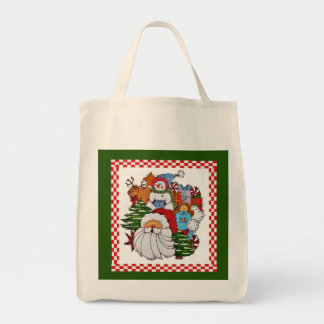 I'm in the Holiday Spirit Tote Bag