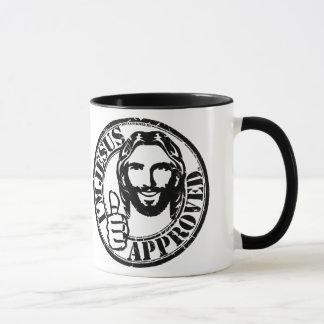 I'm Jesus Approved Coffee Mug