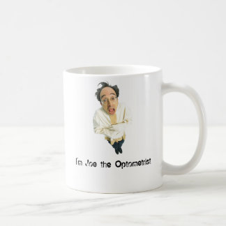 I'm Joe the Optometrist Mug