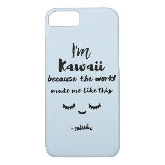 im kawaii iPhone 7 case