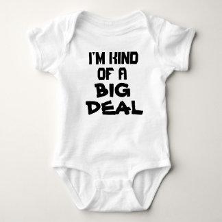I'm Kind of a Big Deal Baby Bodysuit