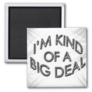 I'm Kind of a Big Deal Magnet