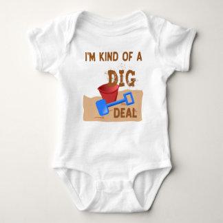I'm Kind of a DIG Deal Baby Bodysuit