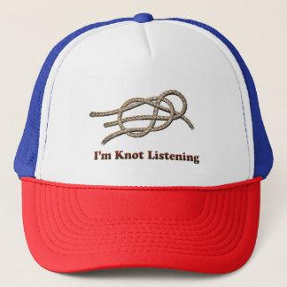 I'm Knot Listening - Hats