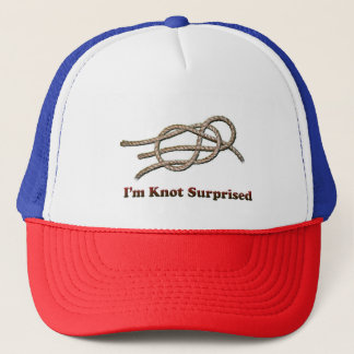 I'm Knot Surprised - Hats