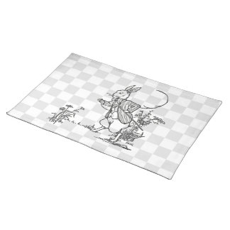 I'm Late! 2 Placemat