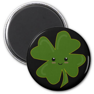 Im Lucky St. Patrick's day Magnet! 2 Inch Round Magnet