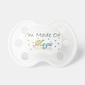 I'm Made Of Magic Pacifier